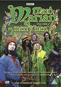 Maid Marian And Her Merry Men: The Complete Series 1 [DVD] [1989]