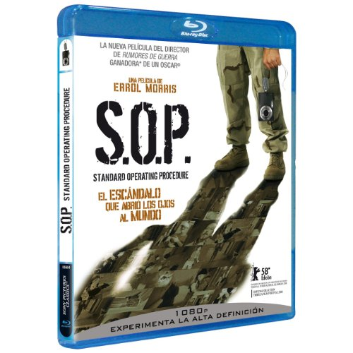Sop: Standard Operating Procedure (Blu-Ray) (Import Movie) (European Format - Zone B2) (2009) Christopher Brad