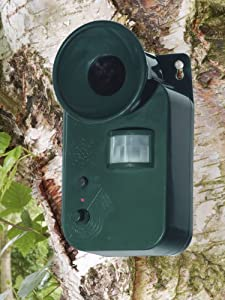 Portable Animal Chaser With Pir Sensor (542) -Keep unwanted Pests from your Garden