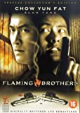 Flaming Brothers packshot