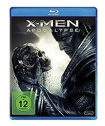 X-Men Apocalypse [Blu-ray]