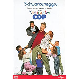 Click to buy Arnold Schwarzenegger Movies: Kindergarten Cop from Amazon!
