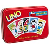 Peanuts Edition UNO Card Game
