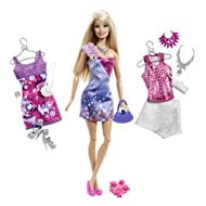 Mattel X2269 Barbie Fashionistas Doll Ultimate Wardrobe Barbie Doll