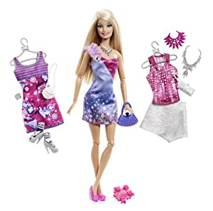 Teresa L College Fashionista Barbie Fashionistas Doll