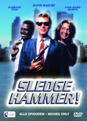 Sledge Hammer! - Movie Only Edition [6 DVDs]