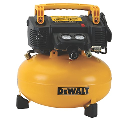 Dewalt Dwfp55126 6 Gallon 165 Psi Pancake Compressor Air