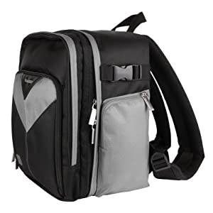 MyVangoddy Fujifilm FinePix HS50 EXR Sparta Collection SLR Camera Backpack available at Amazon for Rs.7793