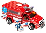 51YECSQ1J2L. SL160  International Playthings Light and Sound Ambulance