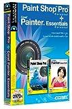 Paint Shop Pro パーソナル+Corel Painter Essentials パーソナル (スリムパッケージ版)