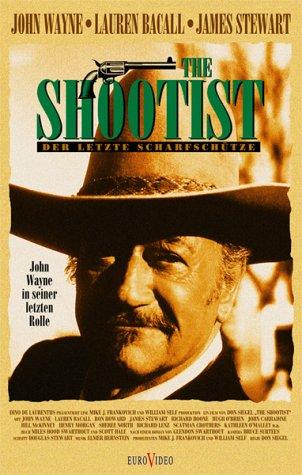 The Shootist - Der letzte Scharfschütze [VHS]