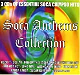 SOCA ANTHEMS by Various Artists (2012) Audio CD