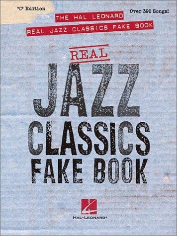 fake jazz book