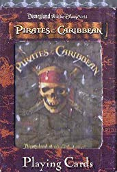 Disney - Pirates of the Caribbean Playing Cards