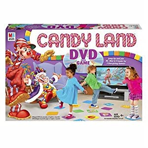 Candy Land DVD game!
