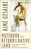img - for Notebook of a Return to the Native Land (Wesleyan Poetry Series) book / textbook / text book