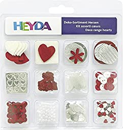 Heyda 204883273 Decorative Assortment Hearts