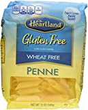 HEARTLAND GLUTEN FREE WHEAT FREE PENNE 12 oz (Pack of 3)