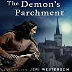 The Demon's Parchment: Crispin Guest, Book 3 (       UNABRIDGED) by Jeri Westerson Narrated by Michael Page