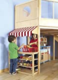 Guidecraft Market Play Loft Extension Kit