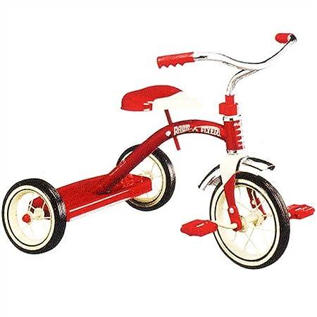 Radio Flyer - Petit Tricycle rétro rouge