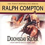 Doomsday Rider: A Ralph Compton Novel by Joseph A. West | Ralph Compton,Joseph A. West