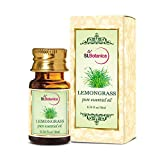 StBotanica Lemongrass Pure Aroma Essential Oil, 10ml (Lemon Grass)