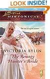 The Bounty Hunter's Bride (Steeple Hill Love Inspired Historical #8)