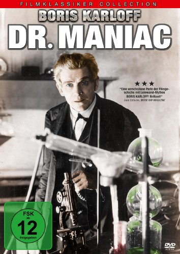 Boris Karloff: Dr. Maniac - Filmklassiker Collection