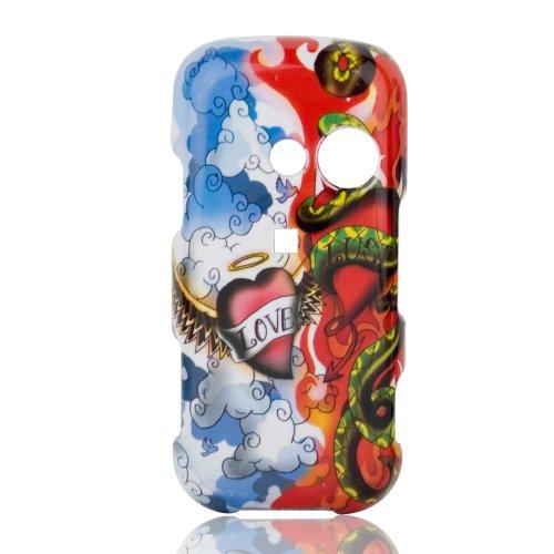 Talon Phone Shell For Lg Lx265 Rumor2 - Love Vs. Lust