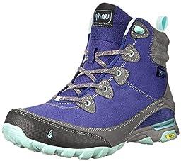 Ahnu Women\'s Sugarpine Boot Hiking Boot,Astral Aura,8.5 M US