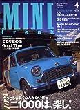 MINI freak (ミニフリーク) 2008年 04月号 [雑誌]