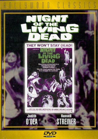 Night of Living Dead [DVD] [1968] [Region 1] [US Import] [NTSC]