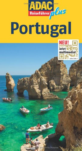 ADAC Reiseführer plus Portugal: Mit extra Karte