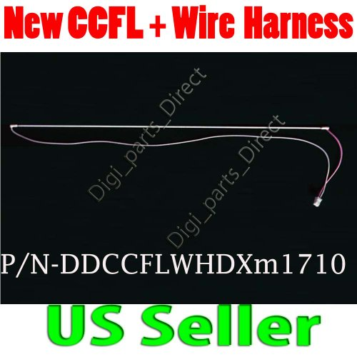 """Lcd Parts Direct 15.4"""" Wxga/Wxga+/Wuxga Lcd Ccfl Backlight With Wire Harness For Select Dell Laptops front-419990"""