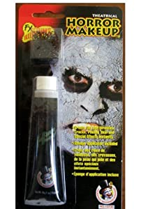 Collegeville Horror Makeup Cream Makeup Grey from Collegeville