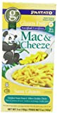 Pastato Quick-Cooking Fortified Potato Mac and Yellow Cheeze, Panda, 5-Ounce