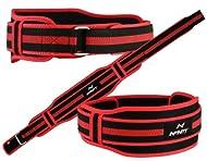 Infinity Weight lifting Belt Gym Training Back Support Body Building Lumbar Pain Small Medium Large XLarge On sale-image