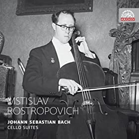 Cello Suite No. 1 in G major, BWV 1007: I. Pr�lude