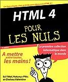 HTML 4 (French Edition) (2844278906) by Pitts, Natanya
