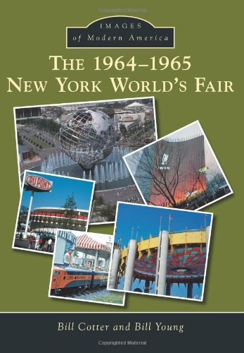 1964-1965 New York World's Fair, The (Images of Modern America) - Bill Cotter