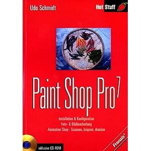 eBook Cover für  Paint Shop Pro 7 m CD ROM