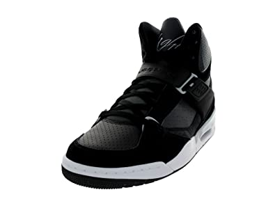 Amazon.com: Nike Air Jordan Flight 45 High Mens Basketball Shoes 616816-010: Shoes