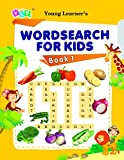 Word Search For Kids - Book 1