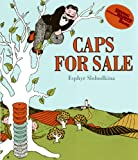 Image of Caps for Sale Board Book: A Tale of a Peddler, Some Monkeys and Their Monkey Business (Reading Rainbow Books)