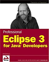 Professional Eclipse 3 for Java Developers Front Cover