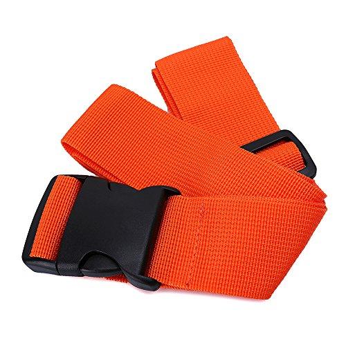Nylon Luggage Strap Superior Strength Non-slip Travel Premium