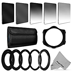 Goja Complete ND Neutral Density Filter Set Compatible with Cokin P Series