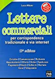 echange, troc Luca Albani - Lettere commerciali per corrispondenza tradizionale e via internet