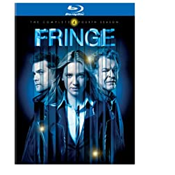 Fringe: The Complete Fourth Season [Blu-ray]